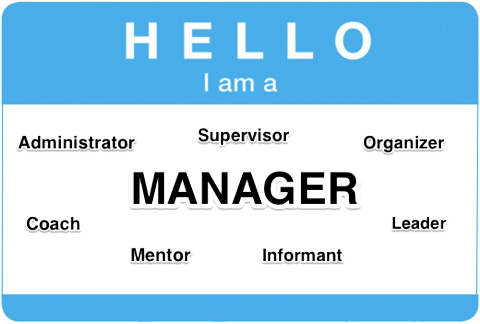 What is a manager?